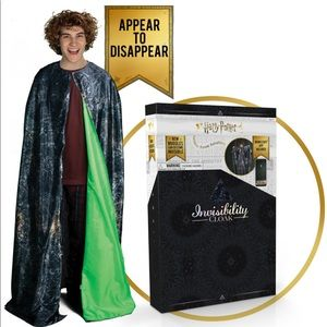 Harry Potter invisibility cloaks brand new